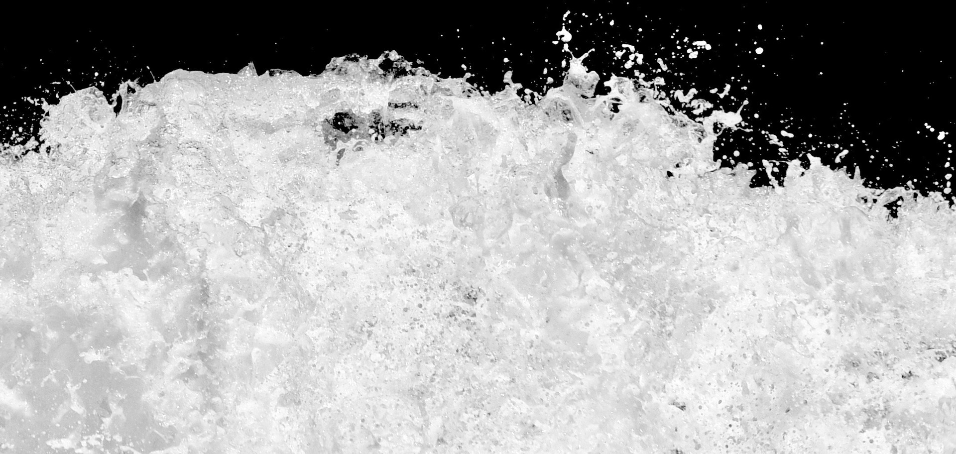 """Splash"" B&W Series #1"