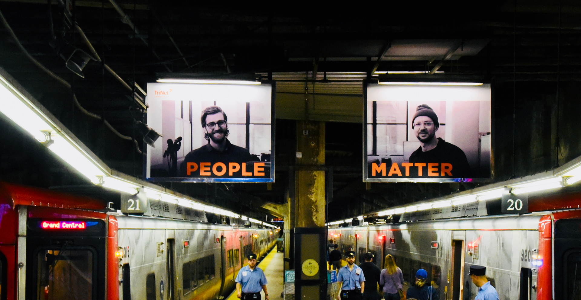 """People Matter"""