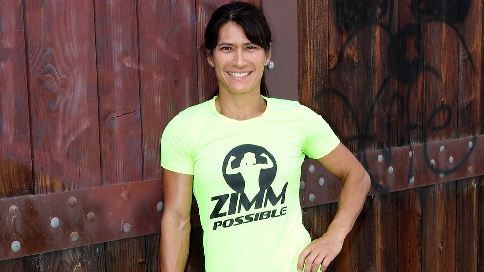 Zimmpossible shirt