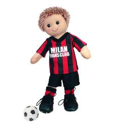 BH011 - Calciatore Milan