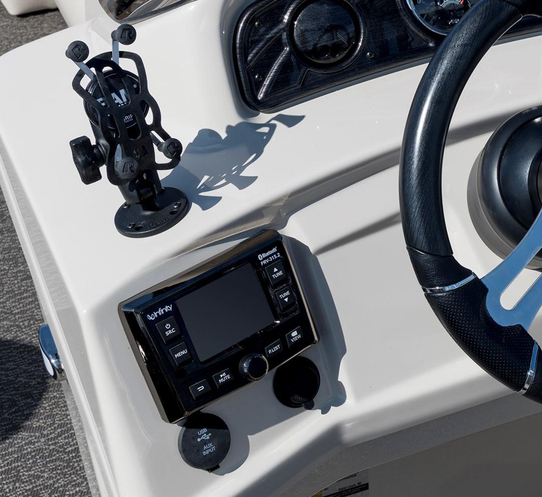 Infinity PRV 315 Bluetooth Stereo System