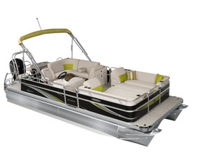 LS 822 Splash Bar with Front Sleepers