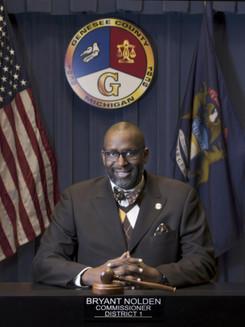 "Commissioner Bryant ""BB"" Nolden"