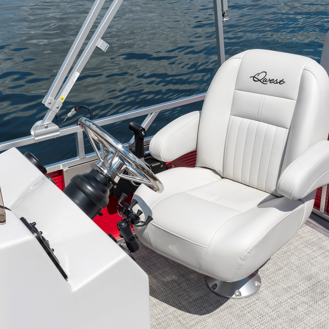 Deluxe Non-Reclining Captain's Seat Upgrade