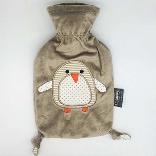 德國環保熱水袋-企鵝