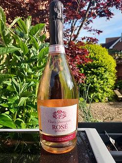 Vino Spumante Extra Dry Rose