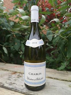 Chablis Chartron et Trebuchet 2018