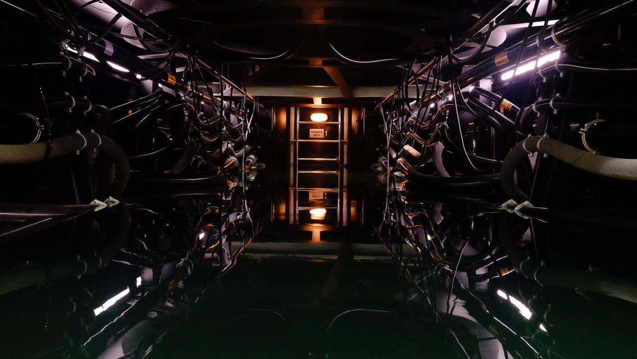 Jupiter - Lower Level Hallway