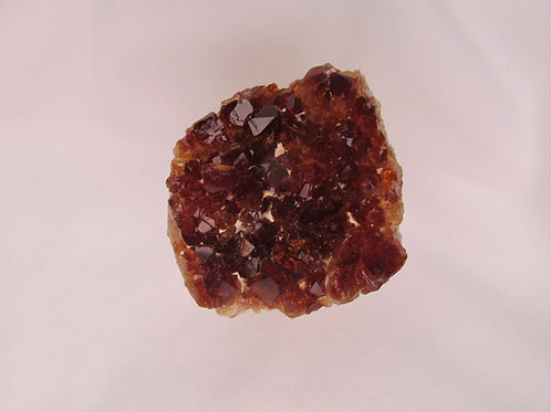 Citrine Cluster with small points
