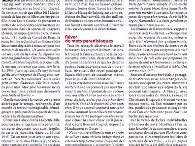 Interview Patriote Résistant par Irène Michine