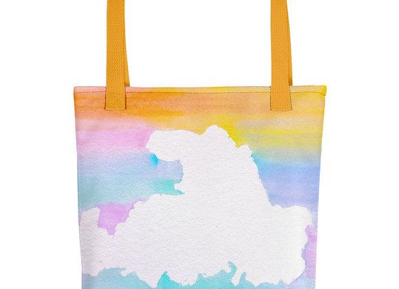 Drummond Island Pastel Tote bag