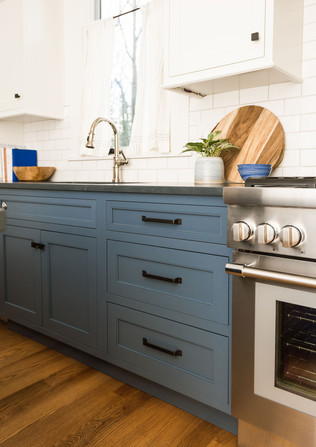 Asheville Kitchen Renovation