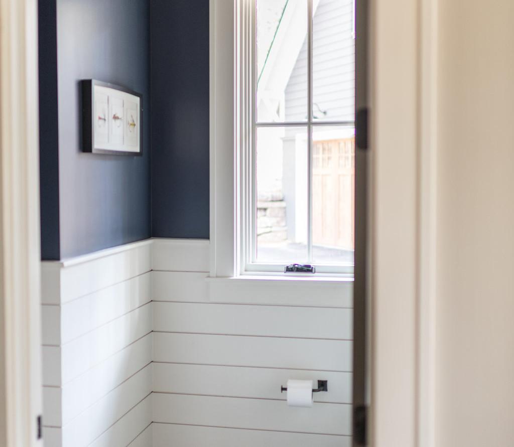 Asheville Modern Farmhouse Bathroom