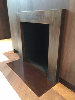 Cheminée_bronze_Paris_Maître_Atrier_Emmanuel_Collini