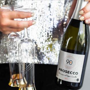 90+ Prosecco