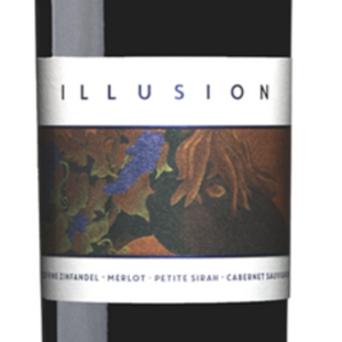 Illusion Red Blend