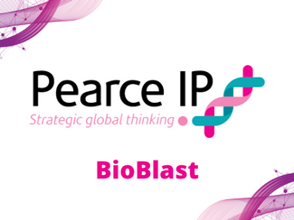 Pearce IP BioBlast: w/e 08 May 2020