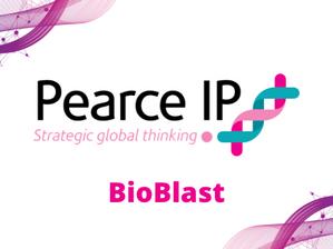 Pearce IP BioBlast: w/e 15 January 2021