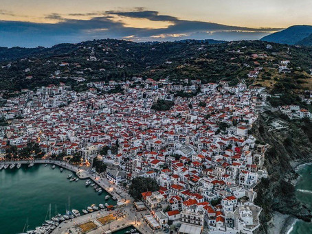 In love with skopelos