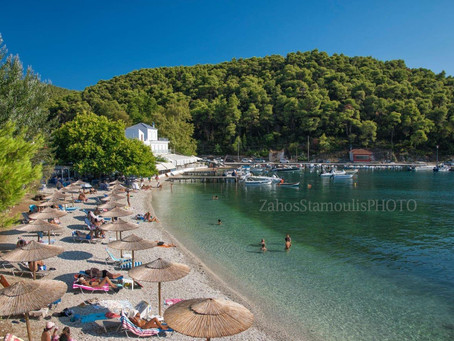 Agnondas beach-skopelos// παραλία Αγνωντας-Σκοπελος