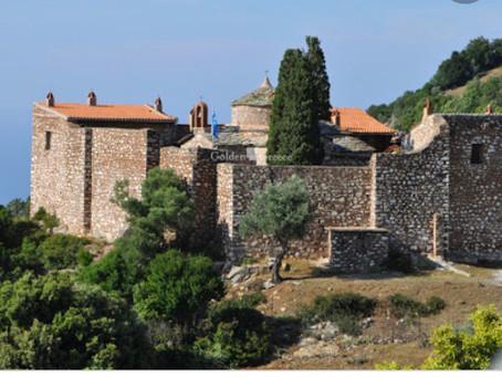 Μοναστήρια Σκοπέλου //skopelos monasteries