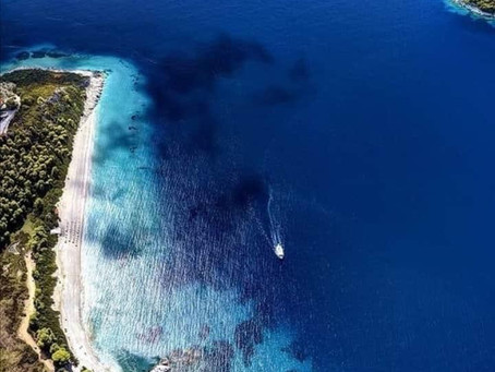 Milia beach / παραλία Μηλιά