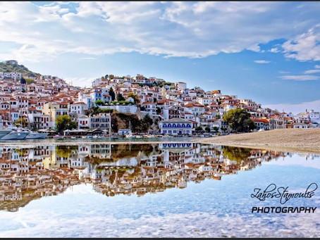Skopelos town//Η χώρα της Σκοπέλου