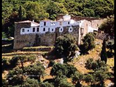 Μοναστήρια στη Σκόπελο//skopelos monasteries