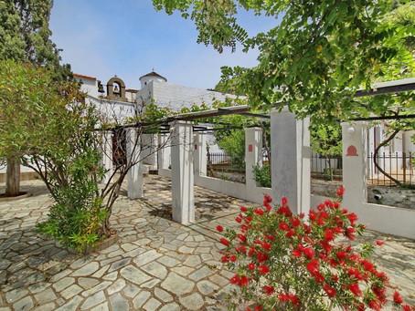 Μοναστήρια νήσου Σκοπέλου //monasteries of skopelos island