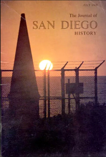 Journal of San Diego History