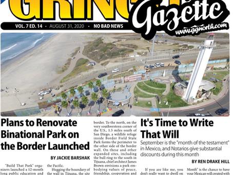 BUILD THAT PARK! Makes More News