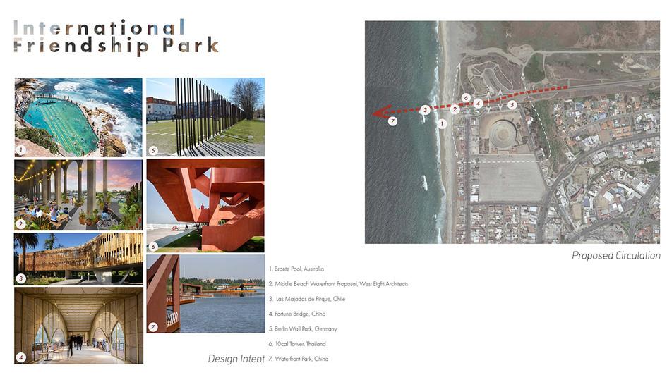 International Friendship Park: