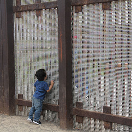 2014 Julian visiting his deported father