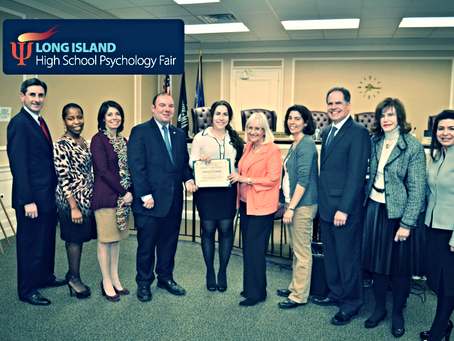Long Island High School Psychology Fair 2016 - Submissions