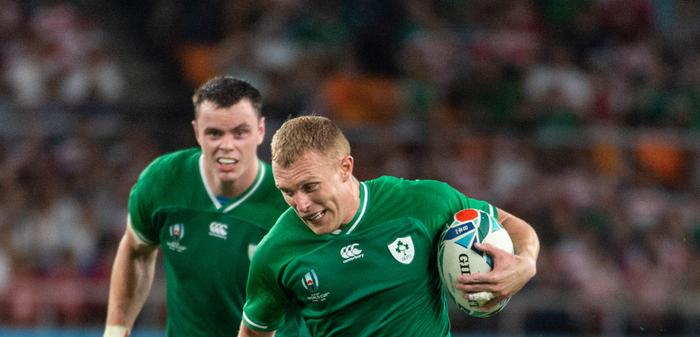 Ep 056 - Japan Vs Ireland - by Jayne Rus