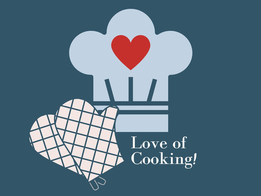 How To Encourage A Lifelong Love of Cooking: Part 1 of 2