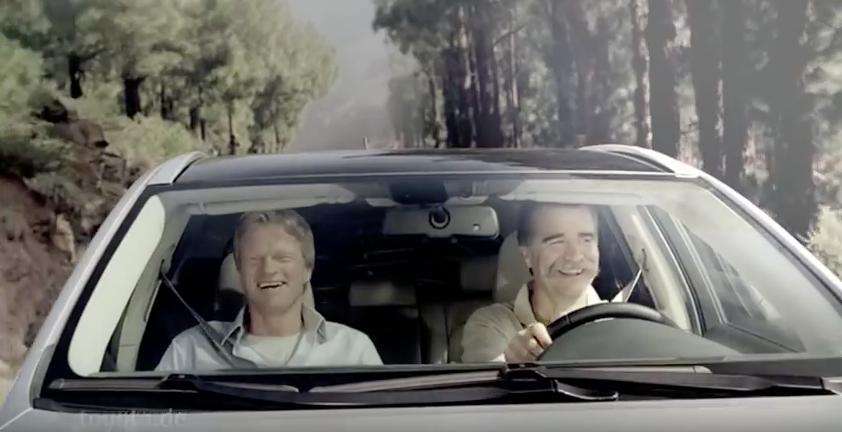 Toyota Avensis TV Spot