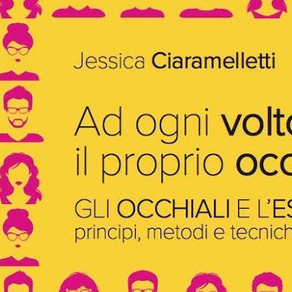 """Jessica Ciaramelletti: """"Ad ogni volto il proprio occhiale"""""""