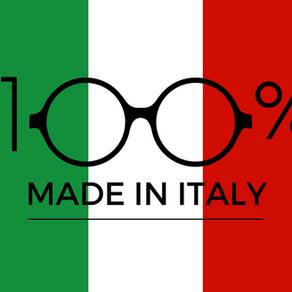 Occhiali 100% Made in Italy: sei proprio sicuro?