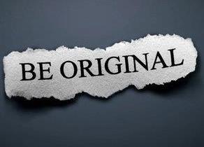 Be Original - Parte I