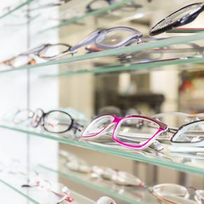 Quante linee di occhiali hai in negozio?