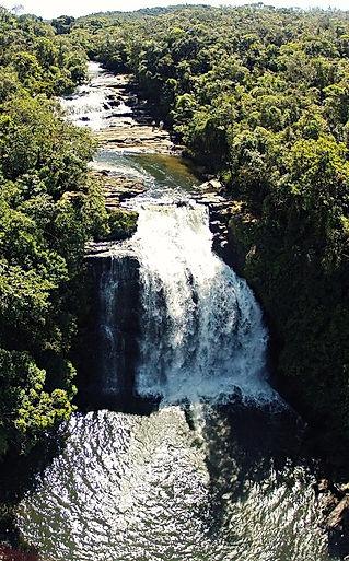 cachoeira do bracui