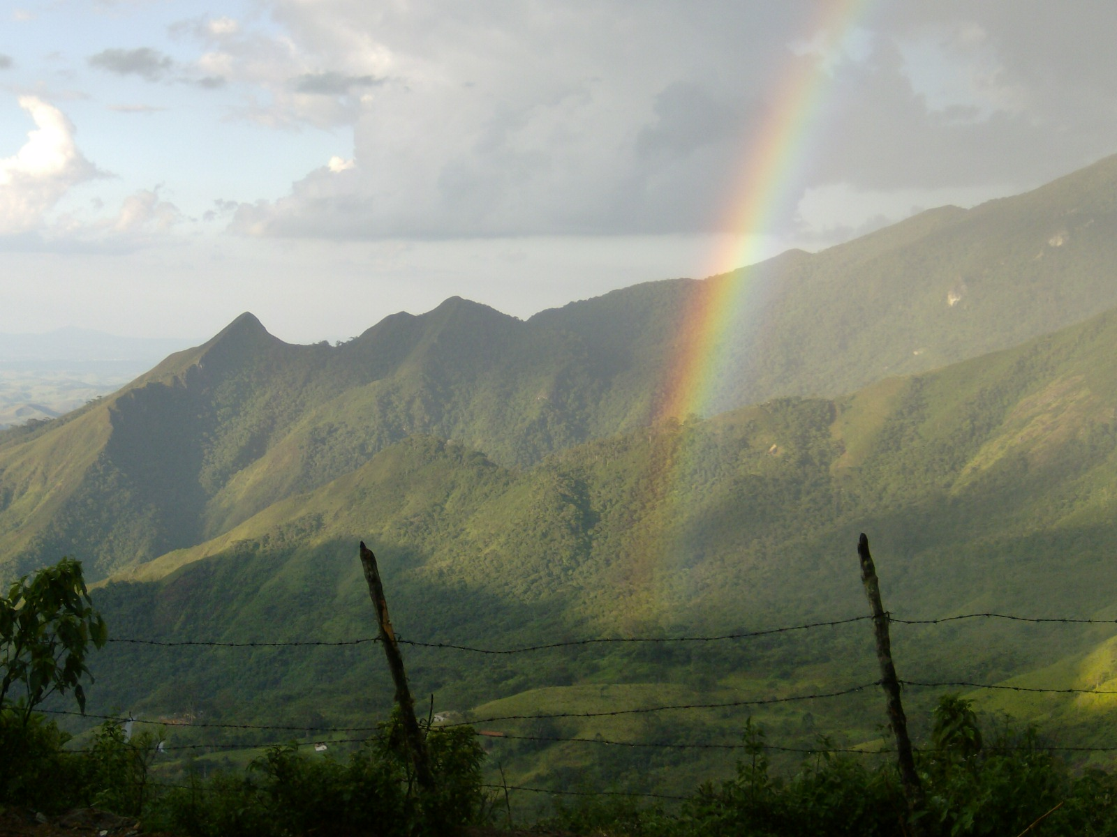 vista subida Serra da Bocaina
