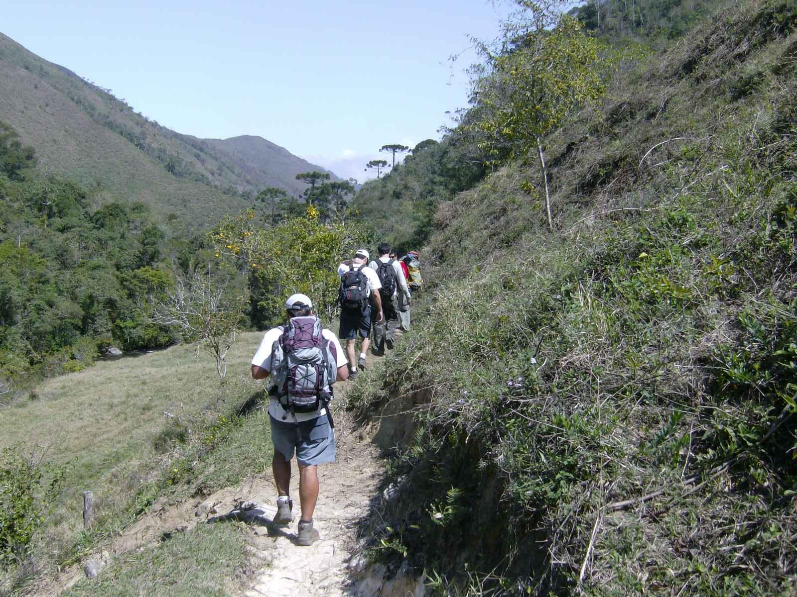 Trekking Serra da Bocaina
