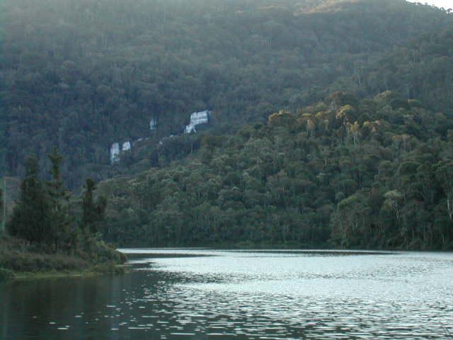 Represa Serra da Bocaina