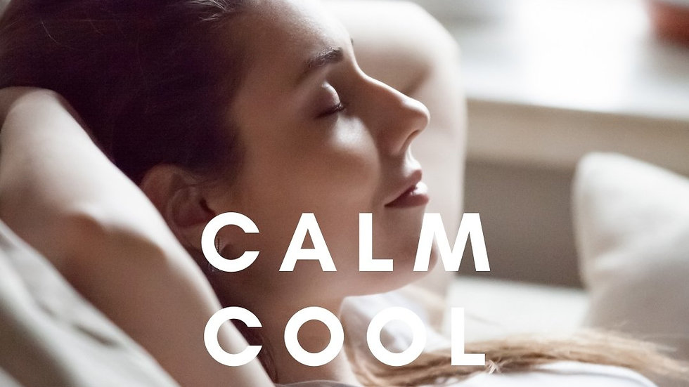 Calm Cool Collected