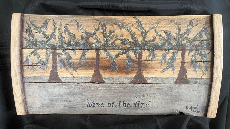 Wine on the Vine Artwork