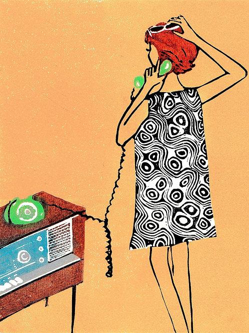 On the telephone II