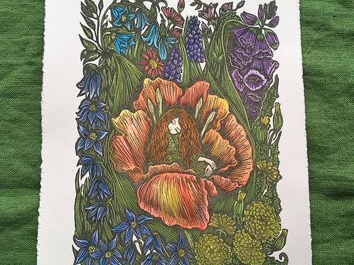 Thumbelina (illuminated)