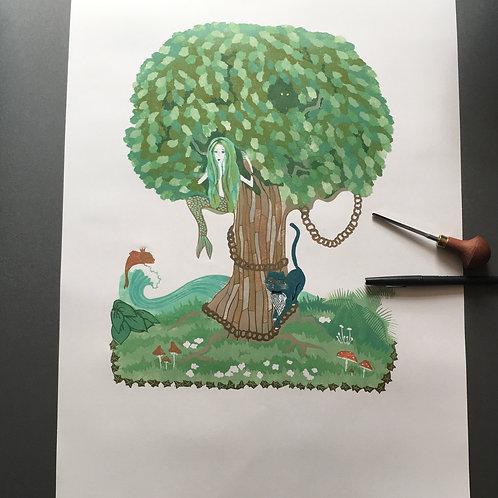 Pushkin's Tree